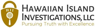 Hawaiian Island Investigations Logo
