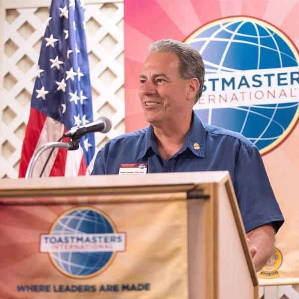 Robert Cravalho Toastmasters