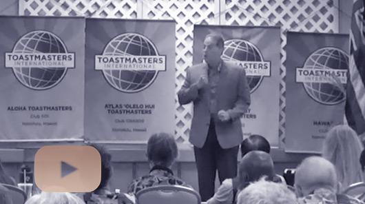International Speech Contest - District 49
